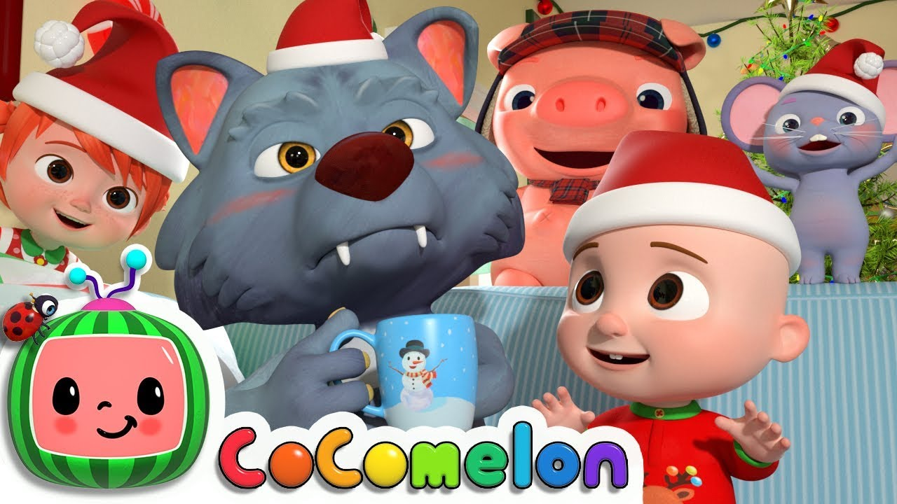 Christmas Songs Medley (Deck the Halls, Jingle Bells, We Wish You a Merry Christmas) | CoComelon ...