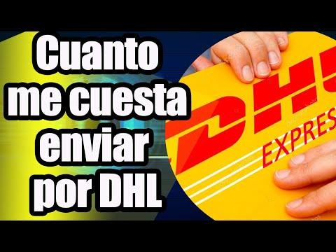 Como Saber Cuanto  Me Cuesta Un Envio Por DHL