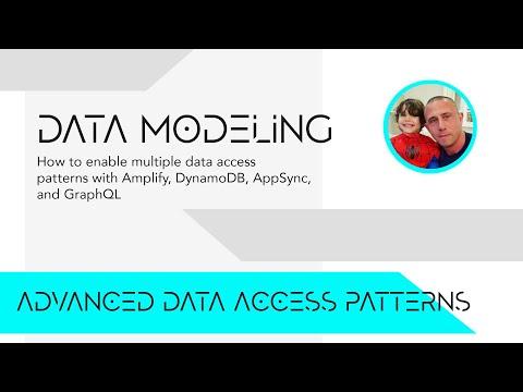 Advanced Data Access Patterns with GraphQL, Amazon DynamoDB, and AWS Amplify
