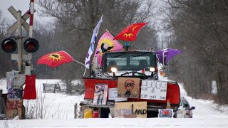 RCMP has increased activity on Wet'suwet'en land, say First Nation leaders