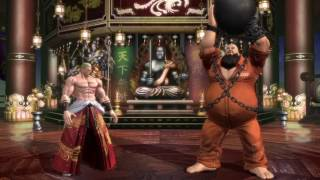 PS4 King of Fighters XIV Geese Howard Survival Mode
