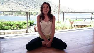 Alpha Yoga Reviews | Yoga Teacher Training Student Testimonial | Evia Island, Greece