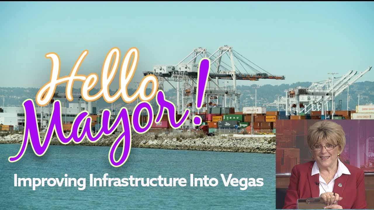 Download Hello Mayor: Improving Infrastructure Into Vegas