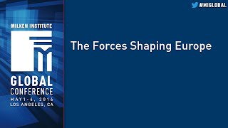 The Forces Shaping Europe