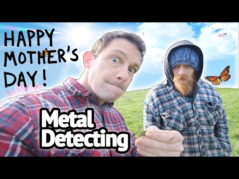Metal Detecting A School On Mothers Day (178)