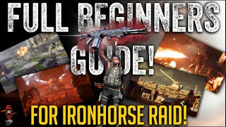 """The Division 2 - """"Beginners Guide"""" To The Advanced Mechanics Of Operation Iron Horse! Full Tutorial."""