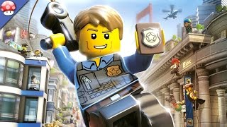 LEGO City Undercover PC Gameplay [HD 1080p 60fps]