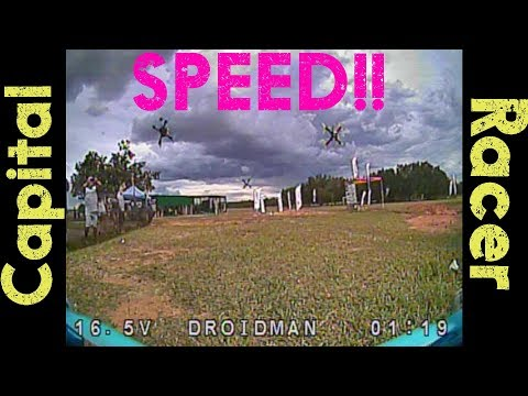 Capital Racer - Brazilian Drone Racing