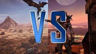 Borderlands 2: PlayStation VITA vs Playstation 3 Graphical Comparison
