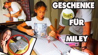 MEGA GESCHENKE FÜR MILEY - ÜBERRASCHUNG ZUM GEBURTSTAG!! | TBATB
