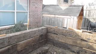Building A Pond 3 Dec  22 2014 Fort Worth Tx