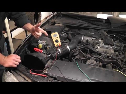How to test an igniter on a Toyota/Lexus - YouTube