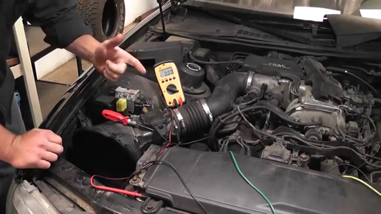 How to test an igniter on a ToyotaLexus  YouTube