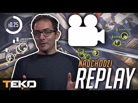 Replay System na BlizzConie! Papa Jeff Przemówił! [Overwatch] thumbnail