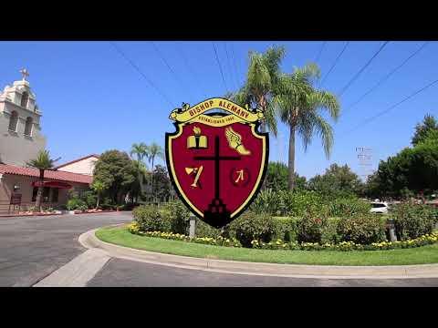 Bishop Alemany High School Campus Walkthrough