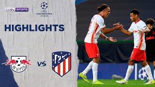 萊比錫 2:1 馬德里體育會 | Champions League 19/20 Match Highlights HK