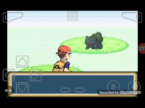 Pokemon Fire red ep1 (DENOVO) :  