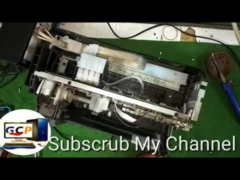 Epson L130 Power Switch problem solution Sensor problem