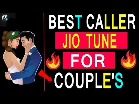 Best Romantic Jio Caller Tune For Couples | set jio tune in jio savan