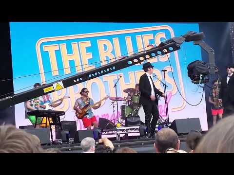 WEST END LIVE 2017 - THE BLUES BROTHERS