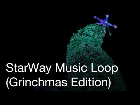 StarWay Music Loop (Grinchmas Edition) - Universal Studios Hollywood