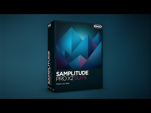 Samplitude Pro X2 (INT)