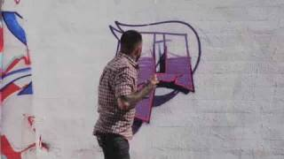 How to Draw a P | Graffiti