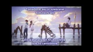 Repeat youtube video Ray-Lull-Soshite Bokura Wa Sub Español Nagi No Asukara Opening