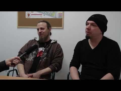 Sonata Arctica Interview presented by Eville TV