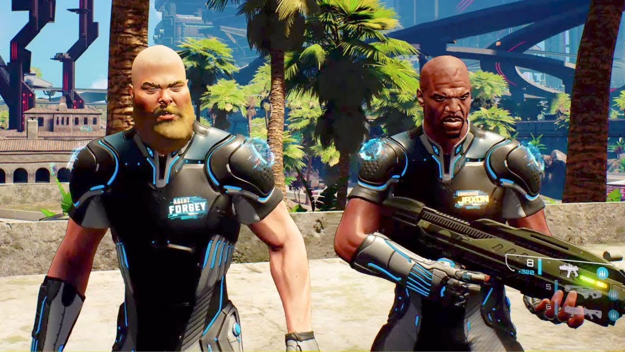 Crackdown 3 The Co Op Mode Youtube
