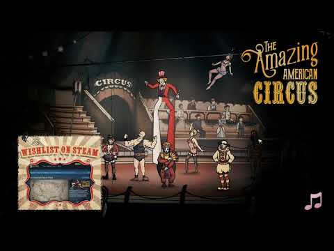 The Amazing American Circus Gameplay No Commentary  