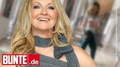 Frauke Ludowig - Unfrisiert, ungeschminkt & Jogginghose: Sie zeigt sich von einer ganz neuen Seite