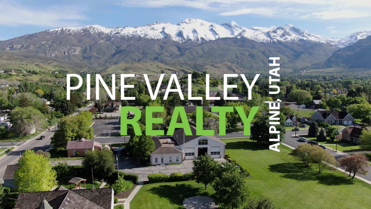 Alpine, Utah & Pine Valley Realty - YouTube