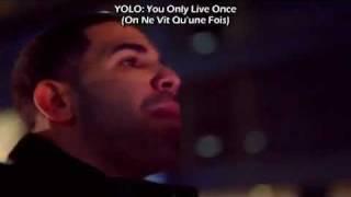 Drake - The Motto (remix) ft. Lil Wayne & Tyga [Traduction Française] SoSouthTV