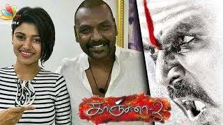 Oviya's next Muni 4 with Raghava Lawrence   Hot Tamil Cinema News after Bigg Boss
