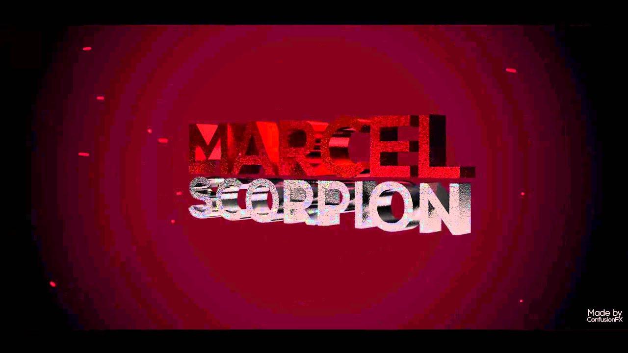 MarcelScorpion Intro (Geht auch ohne dem Willkommenssatz ...