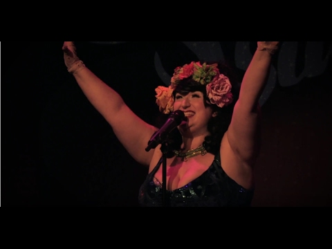 Fancy Feast - The Fat Burlesque Performer