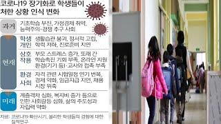 한글·구구단 잊어버린 초2… 코로나 취약층 '학습퇴행' 심각 - 세계일보