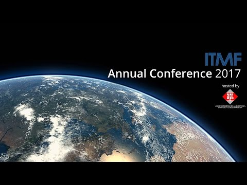 ITMF Annual Conference 2017 INVITATION: September 14 -16 / Bali, Indonesia