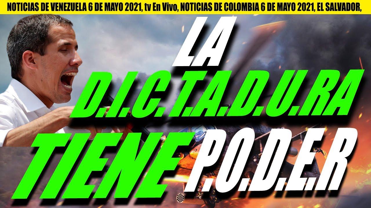 NOTICIAS de VENEZUELA hoy 7 De MAYO 2021, NOTICIAS de hoy 7 De MAYO, NOTICIAS DE ULTIMA HORA