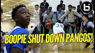 Boopie Miller SHUTS DOWN the Gym at Pangos Midwest! Full Highlights!