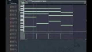 Piano Accords - Guru Josh Project - Infinity 2008 (Fruity loop)