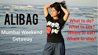 Alibag Travel Vlog| Weekend Getaway From Mumbai. Best Places to See In Around Alibag. Nagaon beach.