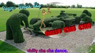 CHILLY CHA CHA - Karaoke JESSICA JAY - ChaChaCha