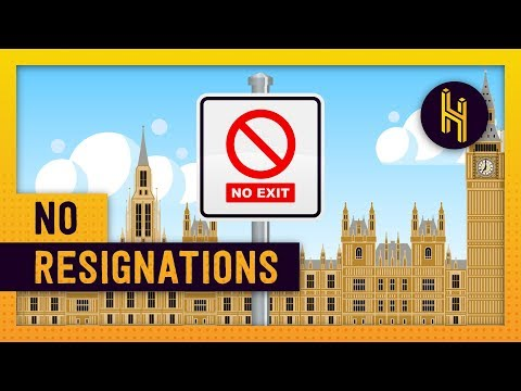 Why It's Illegal to Resign from the British House of Commons