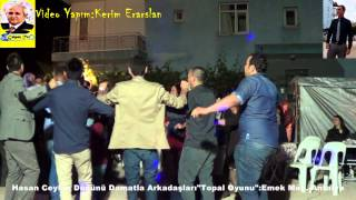 """Hasan Ceylan Düğünü Damatla Arkadaşları""""Topal Oyunu"""":Emek Mah.-Antalya"""