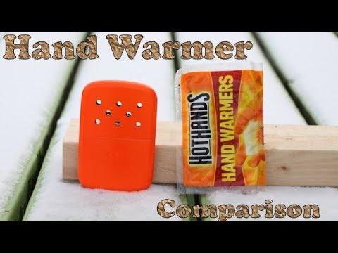 HotHands vs Zippo Hand Warmers