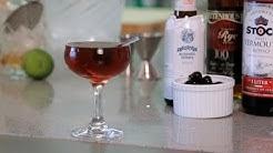 How to Make a Manhattan | Cocktail Recipes