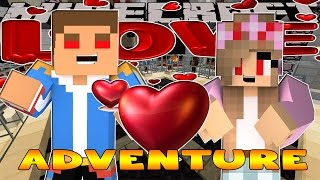 Minecraft - Little Donny Adventures - EVIL LITTLE DONNY & EVIL LITTLE KELLY K-I-S-S-I-N-G