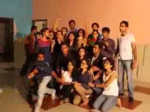 STUDENT'S MASTI AT TAXILA BUSINESS SCHOOL, JAIPUR